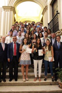 Gala del deporte de la Universidad de Sevilla