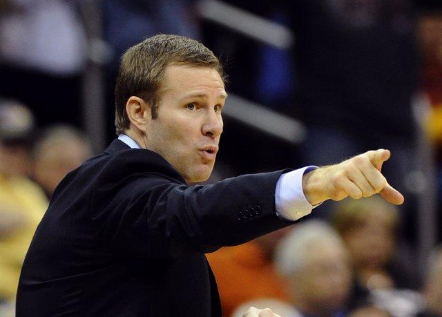 Hoiberg, nuevo entrenador de los Bulls