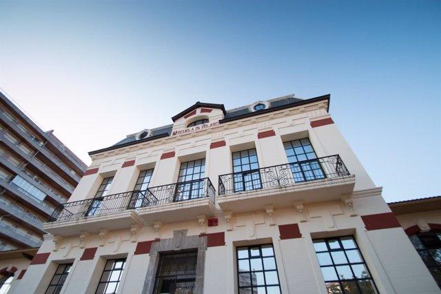 Casa de Cultura Doctor Velasco de Laredo