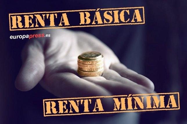 Renta básica renta mínima