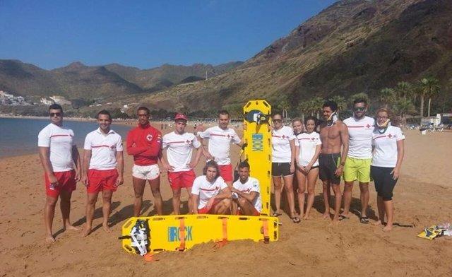Participantes del proyecto 'Mar + Seguro'