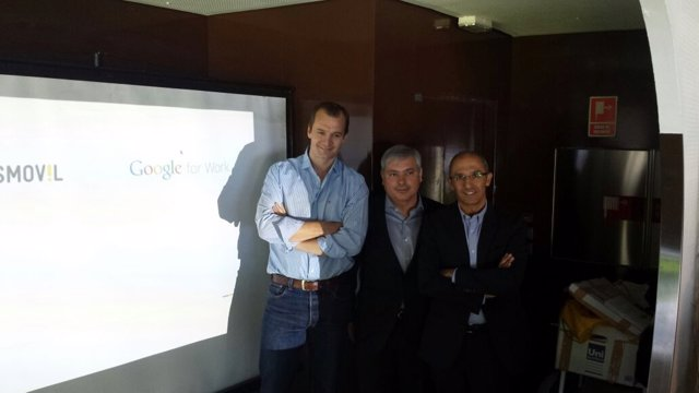 Masmóvil y Google