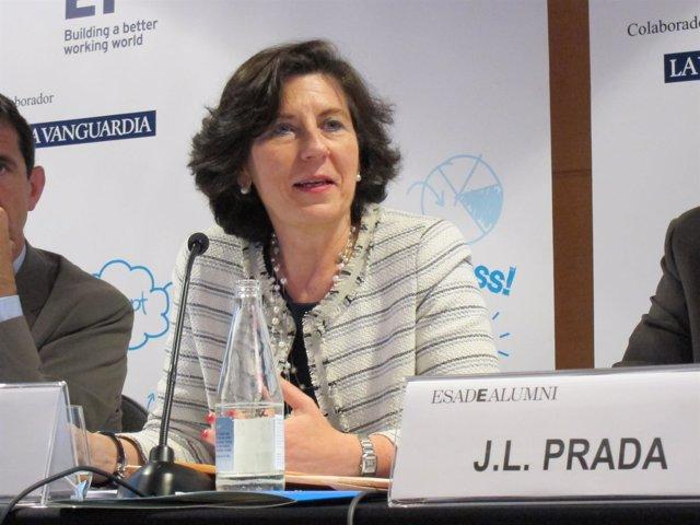 La Presidenta De HP En España Y Portugal, Helena Herrero
