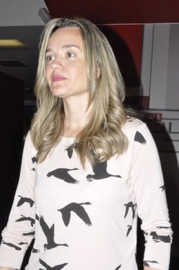 La secretaria de Organización del PSOE, Pilar Alegría.