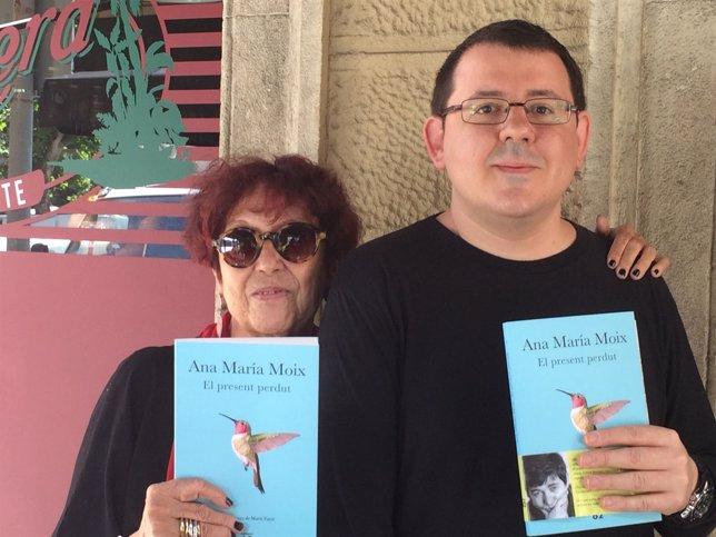 Maruja Torres y Martí Farré