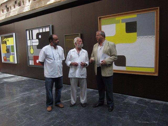 Exposición de Pepe Morales