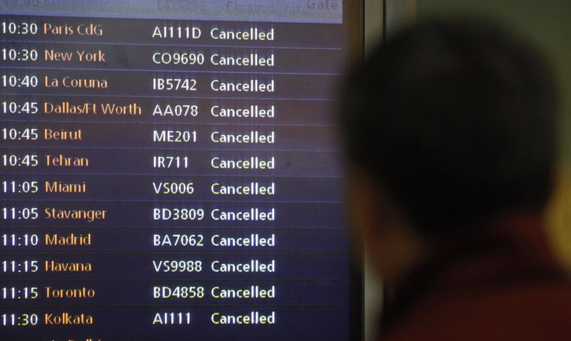 ¿Sabes cómo actuar si tu vuelo es cancelado o se retrasa?