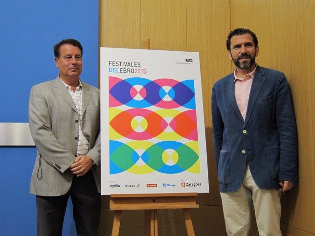 Presentación Festivales del Ebro