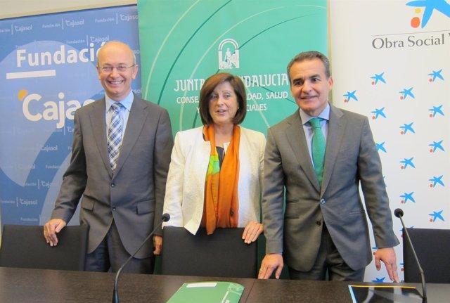 Presentación de la Convocatoria Andalucía 2015