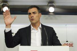 Pedro Sánchez cree que Rivera se está pensando apoyar a Gabilondo