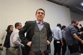 """Monedero acusa al PP de """"envilecer"""" la vida democrática para justificar """"otro tamayazo o tejerazo"""""""