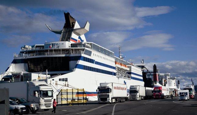 Ferry Bilbao-Portsmouth