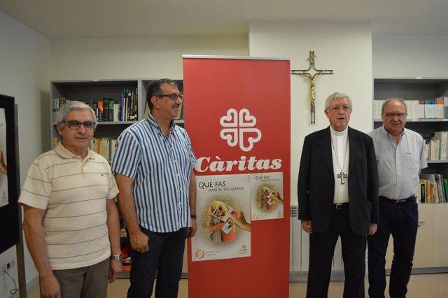 Josep Vidal, Ramon Baró, Joan Piris Y Josep Casanova