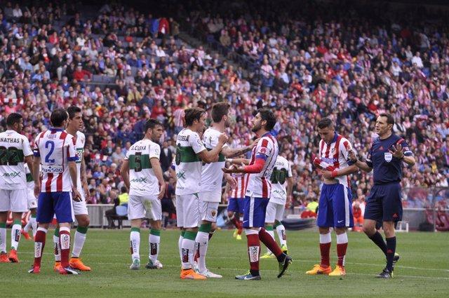Atlético de Madrid-Elche