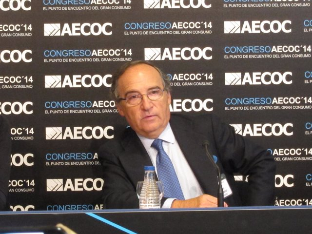 Antonio Hernánez Callejas, presidente de Ebro Foods