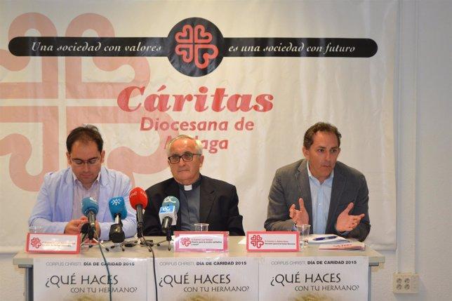 Nota De Prensa Memoria Cáritas Diocesana