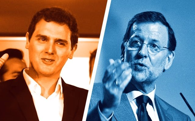 Rivera Rajoy