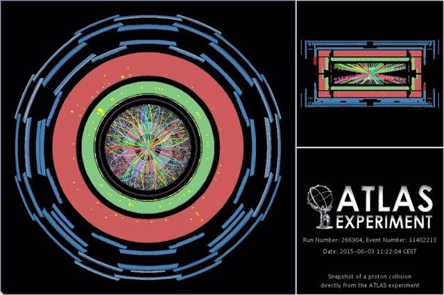 El LHC vuelve a funcionar tras 27 meses de parada técnica
