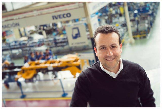 Ángel García Lagunilla, nuevo responsable de producción de CNH Industrial