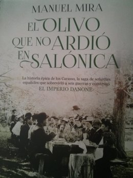 El Olivo que no ardió en Salónica
