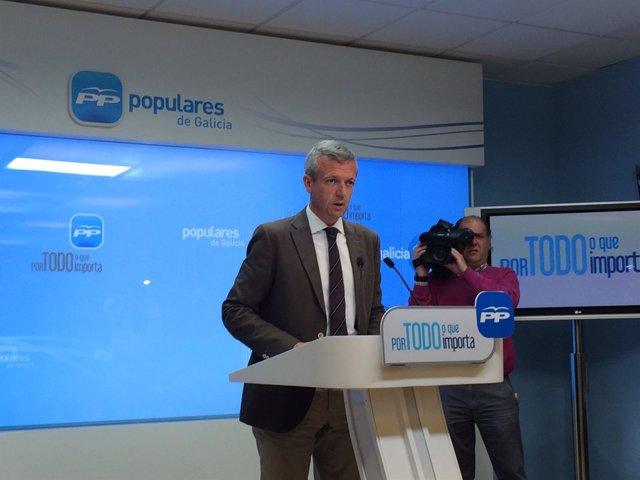 Alfonso Rueda resultados electorales