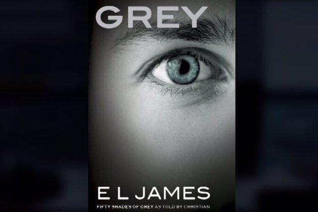 Grey, el cuarto libro de Cincuenta sombras de Grey