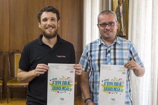 Deputación De Ourense Presentación Do II Campamento Da Ourensanía