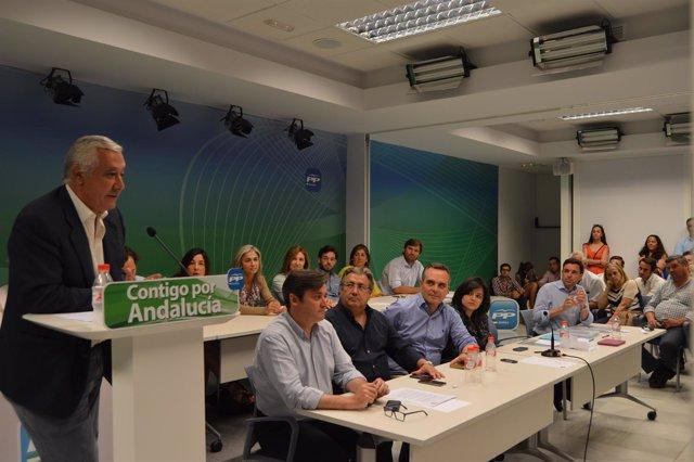 Junta Directiva Provincial del PP de Sevilla