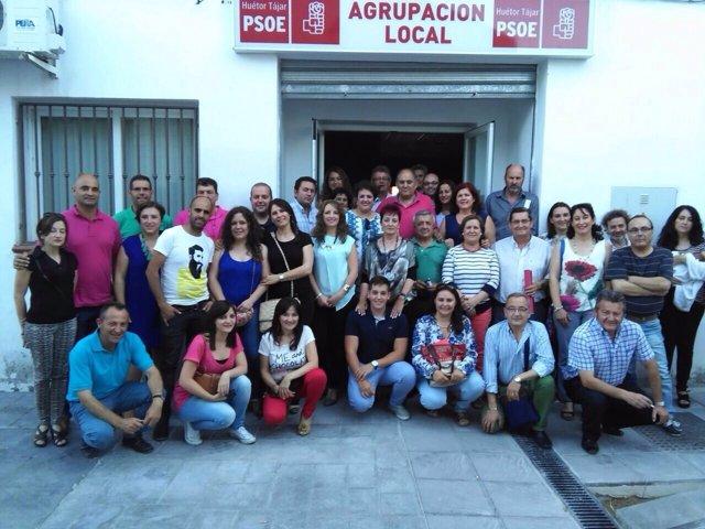 NP PSOE Provincial, Reunión Secretaria Provincial Y Secretarios De Agrupaciones