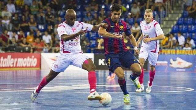ElPozo, finalista tras ganar al FC Barcelona