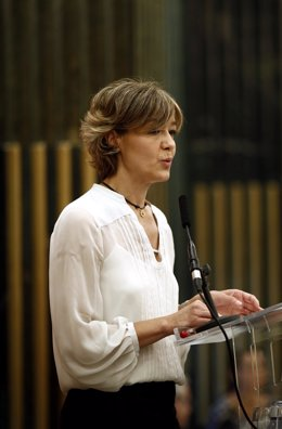 Isabel García Tejerina, ministra de Agricultura
