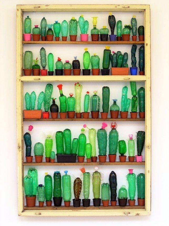 Manualidades para reciclar botellas de plástico