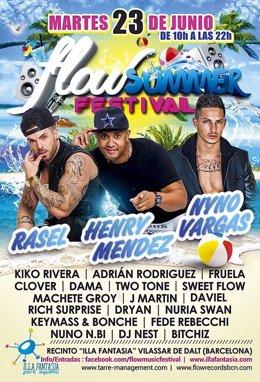 Cartel del Flow Summer Festival