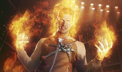 Firestorm vuelve a The Flash en la 2ª temporada