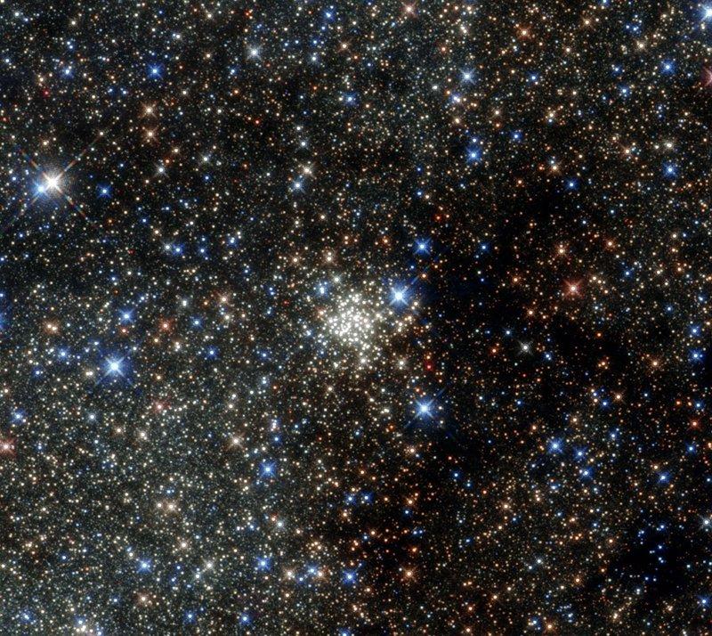Resultado de imagen de cielo abarrotado de estrellas