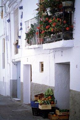 Alpujarra de Granada.- Municipio de Lanjarón