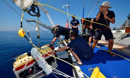 Oceana emprende una expedición a las profundidades de Malta