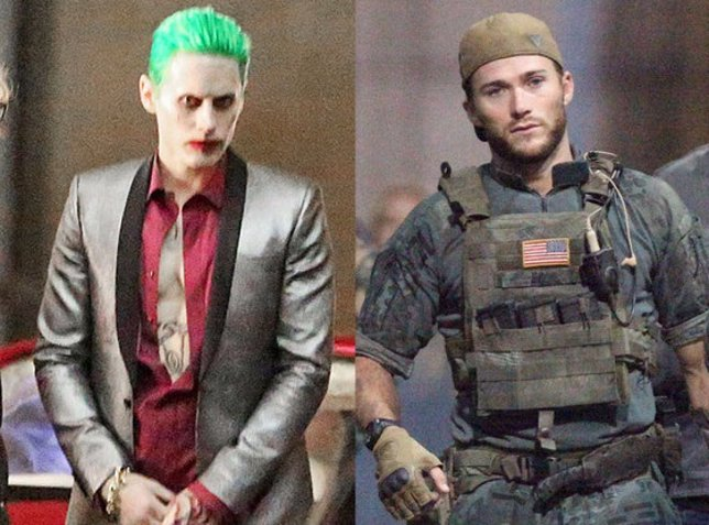 Jared Leto Y Scott Eastwood