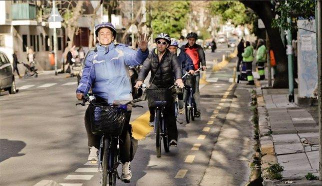 Bicicleta Buenos Aires