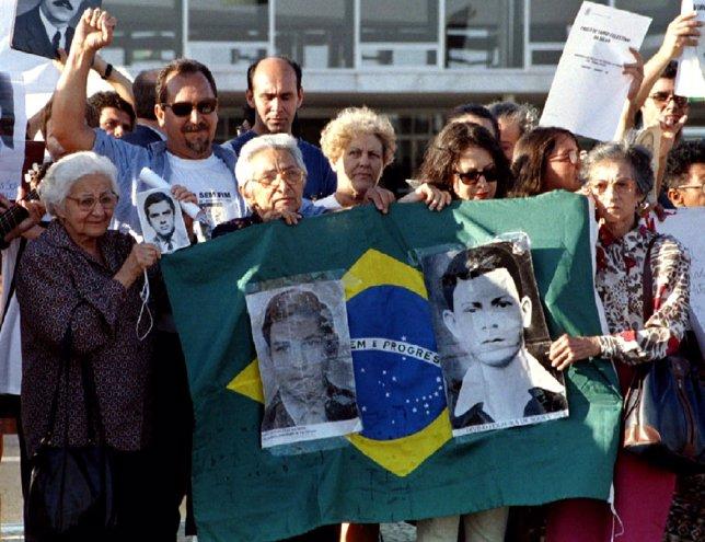 Víctimas de la Dictadura de Brasil
