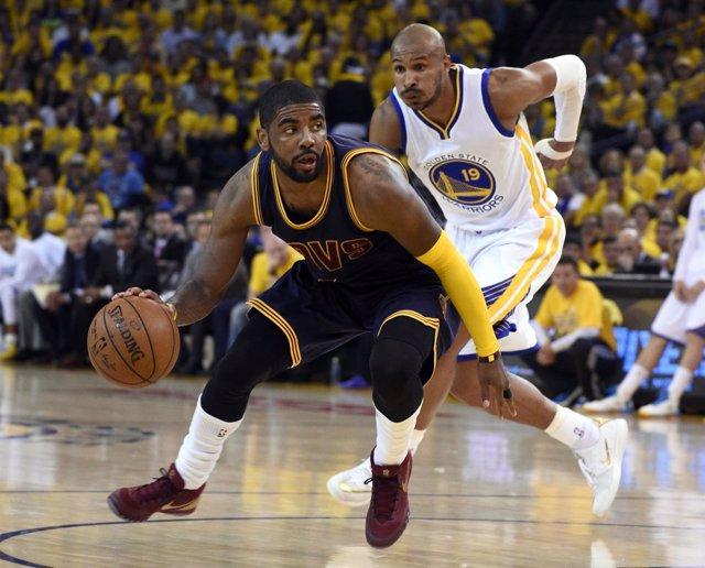 Cleveland se queda sin Irving