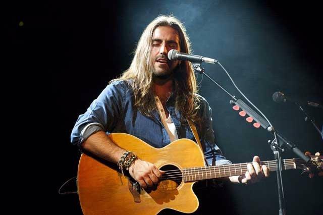 Andrés Suárez actuará en el Palau de la Música