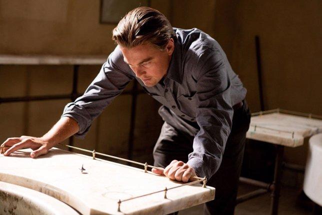 DiCaprio en el final de Origen