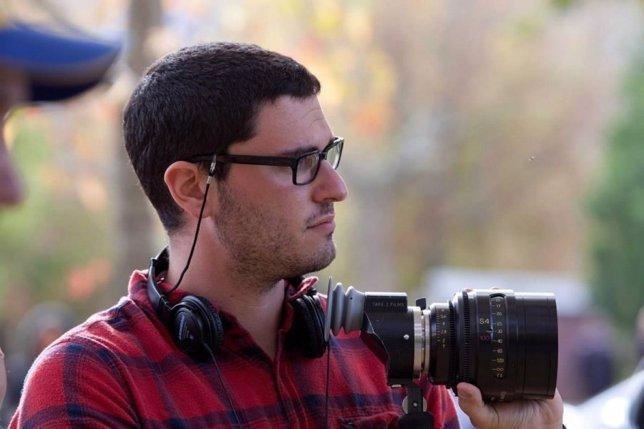 Josh Trank en un set de rodaje