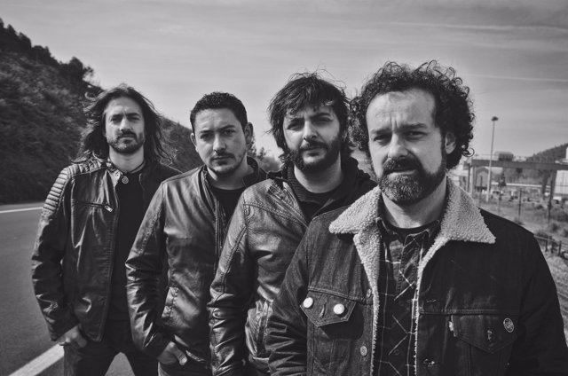 La banda asturiana de rock, Crudo