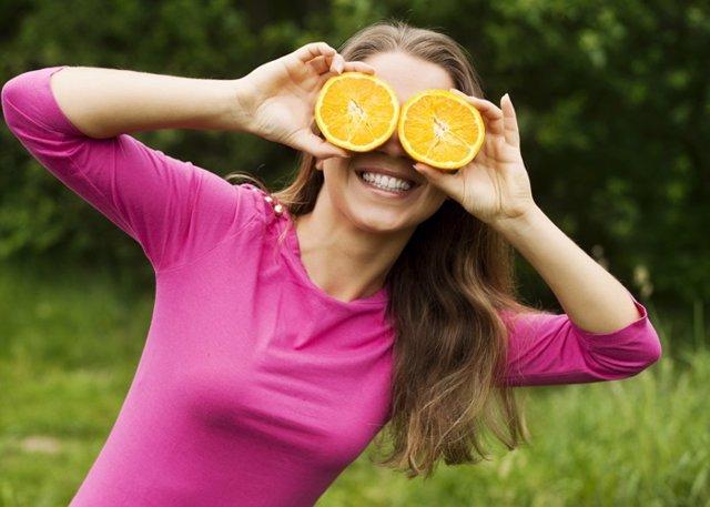 Cuidarte con fruta ¡la manera más natural y saludable!