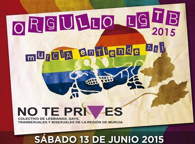 Fiesta del Orgullo LGTB 2015