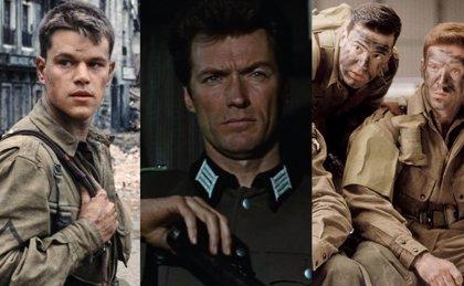 Salvar al soldado Ryan y otras 5 películas del Desembarco de Normandía