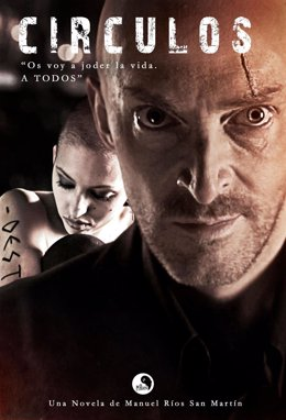 Novela 'Círculos' de Manuel Ríos San Martín