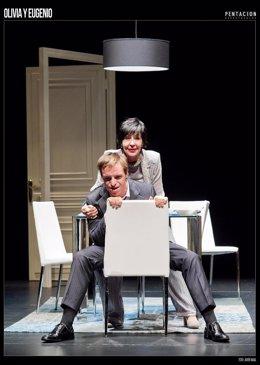 Concha Velasco y Rodrigo Raimondi en 'Olivia y Eugenio'